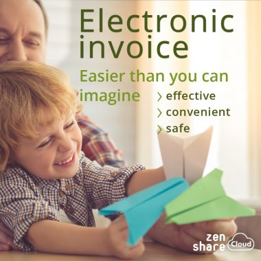 ZenShare Cloud Electronic Invoice